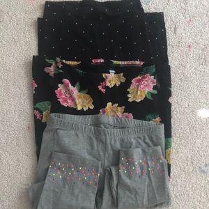 Bundle girls xl leggings